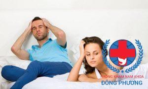 Bệnh bao quy đầu ảnh hưởng rất lớn đến quan hệ vợ chồng