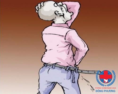Đi tiểu buốt – cảnh báo những căn bệnh nguy hiểm của nam giới!
