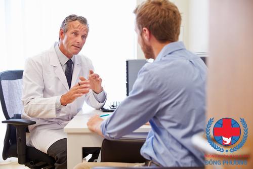 Bác sĩ cần tìm rõ nguyên nhân đi tiểu buốt để có cách chữa hiệu quả