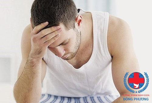 Triệu chứng viêm niệu đạo hay gặp khi nam giới bị bệnh này