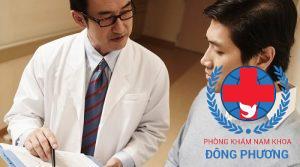 Tư vấn nam khoa tại phòng khám nam khoa Đông Phương