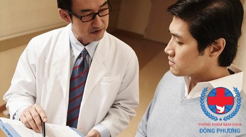 Đội ngũ bác sĩ tư vấn nam khoa giàu kinh nghiệm