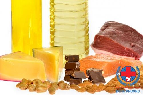 Chất béo cần tránh xa khi bị suy thận