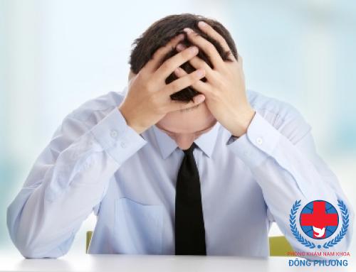 Tiểu buốt tiểu rắt và những vấn đề liên quan