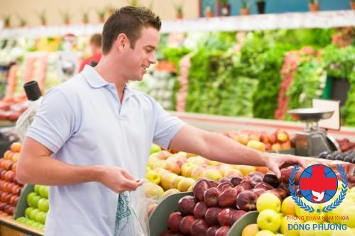 Viêm niệu đạo nên ăn gì ?