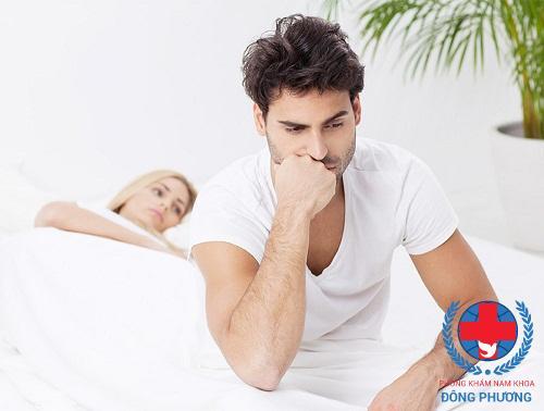 Băn khoăn viêm niệu đạo có vô sinh không ở nam giới