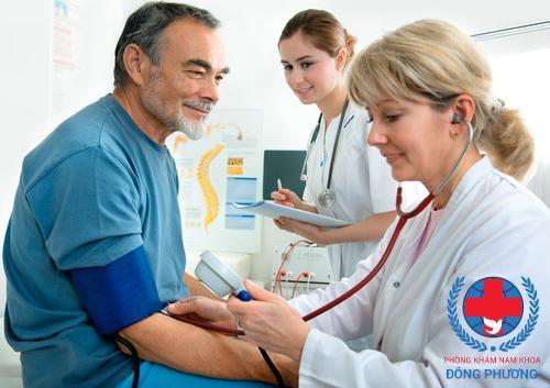Một trong những yếu tố khiến suy thận dẫn đến suy tim là tăng huyết áp
