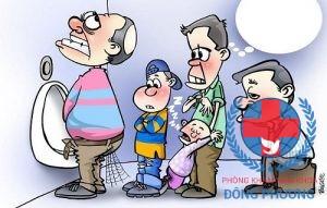 Tiểu nhiều tiểu gấp gây nhiều ảnh hưởng đến cuộc sống người bệnh