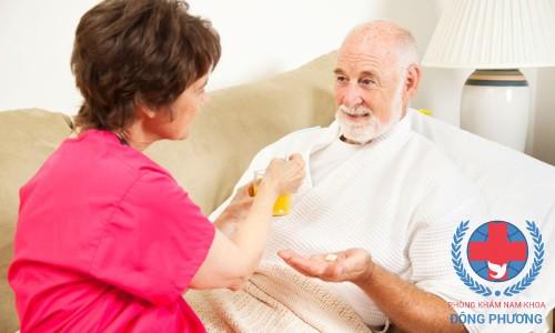 Chế độ ăn dành cho bệnh nhân suy thận mạn ở nam