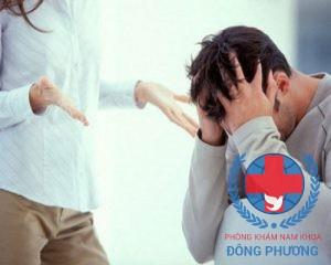 Yếu sinh lý – những chia sẻ nam giới cần nắm vững