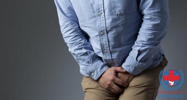 Bí tiểu vì viêm niệu đạo kéo dài