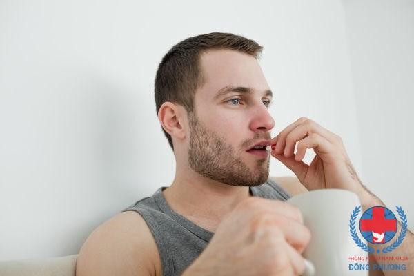 Không xuất tinh được ở nam giới do ảnh hưởng của thuốc