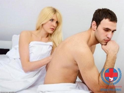 Xuất tinh sớm khi qua hệ khiến đời sống tình dục của bạn gặp nhiều khó khăn