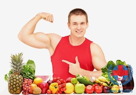 Bị yếu sinh nên ăn gì để tăng cường thể trạng ở nam giới?
