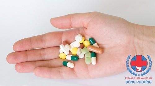 Đi tiểu buốt uống thuốc gì là tốt nhất?