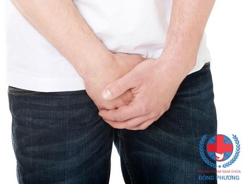 Đau tinh hoàn khiến nam giới gặp nhiều khó khăn trong cuộc sống!