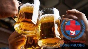 Thường xuyên uống bia đi tiểu nhiều tốt hay xấu?