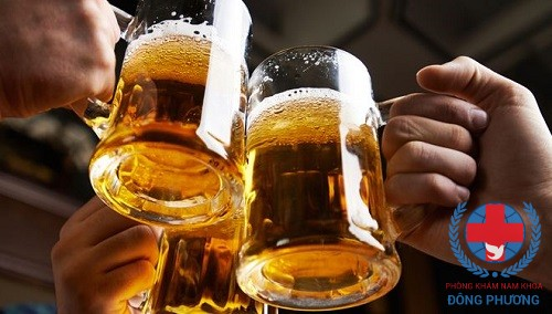 Uống bia đi tiểu nhiều tốt hay xấu?