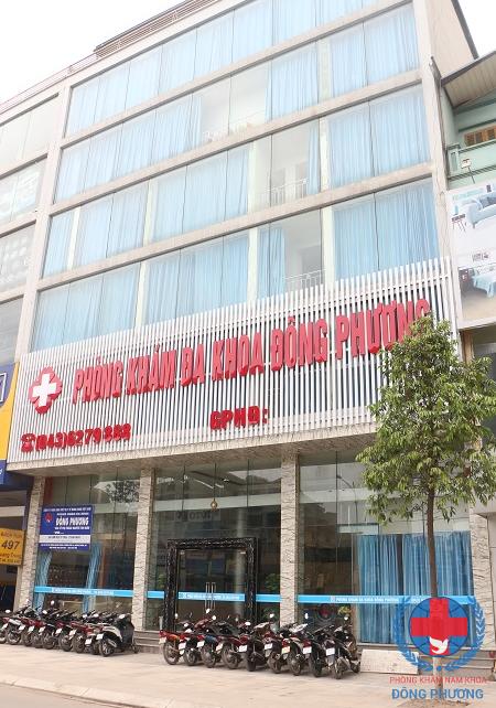 Phòng khám nam khoa Đông Phương