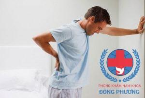 Đi tiểu buốt ở nam giới – căn bệnh không thể xem thường!