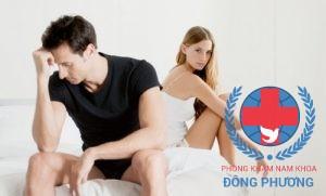 Mụn rộp sinh dục nam chủ yếu truyền nhiễm qua quan hệ tình dục