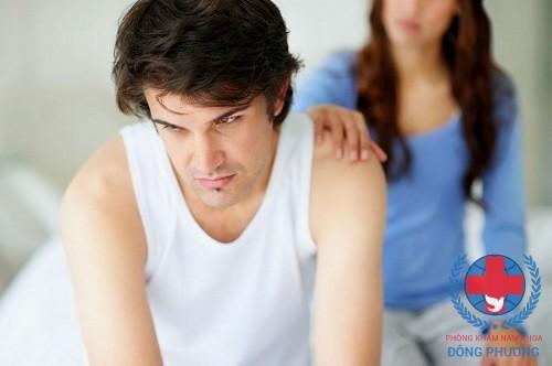 Yếu sinh lý nam kéo theo nhiều hệ lụy xấu đến sức khỏe, cuộc sống sinh hoạt hàng ngày!