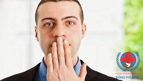 Sùi mào gà ở lưỡi ảnh hưởng thế nào tới sức khỏe nam giới?