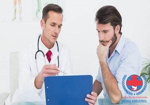 Giải đáp – khám nam khoa là khám những gì?