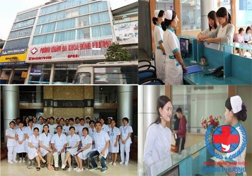 Địa chỉ bệnh viện nam khoa uy tín tại Hà Nội
