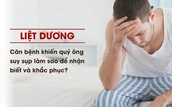 Cach Chua Liet Duong Tai Nha 1